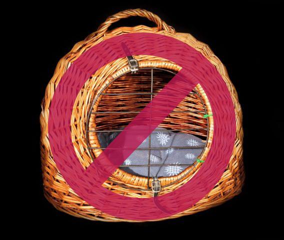 Bitte keine Weidenflechtkörbe